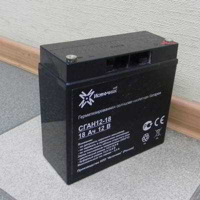 Сган 127 герметичный аккумулятор свинцовокислотный 12. на Маркете